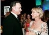 Tom Hanks and Helen Mirren