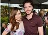 Emilia Clarke and Richard Madden