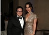 Actor Josh Gad and Skyfall's Brnice Marlohe.