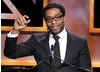Actor Chiwetel Ejiofor speaks on stage during the Britannia Awards ceremony