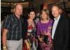 Cory Rayborn, Rebecca Nelems, Martha Nelems and British Consul General Chris O'Connor
