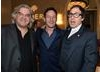 Paul Greengrass, Jason Isaacs, David O. Russell