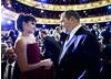 Penelope Cruz and Harvey Weinstein at the 2012 Film Awards