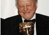 Sir David Attenborough, winner of the Specialist Factual Award for Life in Cold Blood (BAFTA / Richard Kendal).