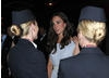 The Duchess of Cambridge speaks to ambassadors from BA.