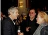 with BAFTA Los Angeles Board Member Deborah Kolar. Behind Closed Doors with Alfonso Cuarón. January 8, 2014.