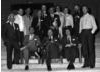 Members of the Academy Council 1975-6 prior to the completion of 195 Piccadilly in 1975.