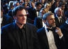 Quentin Tarantino and Christoph Waltz at the 2010 Film Awards