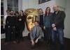 The Natural Motion team, sponsors of the BAFTA Games Nominees Party.