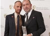 Ewen Bremner and Paul McGuigan