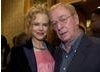 Nicole Kidman and Michael Caine