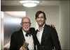 Richard Wilson and David Tennant.