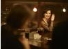 Bérénice Marlohe who plays Sévérine, on the set of 2012 Bond film, Skyfall. Photo by Greg Williams