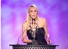 Strictly Come Dancing's Camilla Dallerup presents the first Award of the evening for Pre-School Animation.