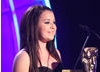 Tracy Beaker actress Dani Harmer announces the winners in the Learning categories