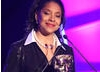 American actress Phylicia Rashad presents the hotly contested International category.