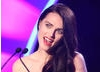 Merlin star Katie McGrath announces the BAFTA in the Writer category.