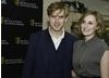 Stars of multi-BAFTA-nominated television series Downton Abbey, Dan Stevens and Laura Carmichael arrive at the party. (Pic: BAFTA/Alexandra Thompson)