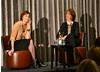 Academy Circle event with Kristen Scott Thomas, Bulgari Hotel, May 2013