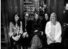 Alex Cook, Stephen Woolley, Denise Mina, Elizabeth Karlsen, Catherine Murtagh[Picture: Jenny Anderson]