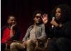 Cuba Gooding Jr, Lenny Kravitz, Oprah Winfrey