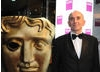 Another Industry legend Peter Molyneux arrives to present the BAFTA Ones to Watch Award. The creator of Popolous is an apt choice to hand over the award celebrating new games industry talent and innovation (BAFTA / James Kennedy).