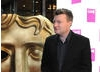 Screenwipes star and Guardian columnist Charlie Brooker turns up to present the BAFTA for Artistic Achievement (BAFTA / James Kennedy).