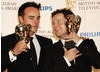 Anthony McPartlin and Declan Donnelly win the Entertainment Performance BAFTA (BAFTA/Richard Kendal).
