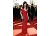 Michelle Ryan wowed onlookers in a Donna Karan dress matched with Jimmy Choo shoes (BAFTA / Richard Kendal).