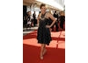 Breakfast presenter Kate Silverton graced the red carpet in a La Perla dress and Louboutin shoes (BAFTA / Richard Kendal).