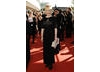 Actress Lindsay Duncan arrived at the Royal Festival Hall in a full-length black gown (BAFTA / Richard Kendal).