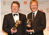 BAFTA-winning editors of Senna, Gregers Sall and Chris King.