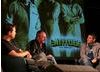 Producer Adrian Sturges and actor Liam Cunnigham talk about The Escapist  at Latitude Festival 2008. 