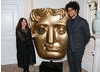 Tessa Ross with actor and director Richard Ayoade, who made his feature directing debut with 2011's Submarine.