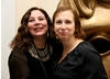 Abi Morgan (right) is a BAFTA-winning screenwriter whose work includes The Iron Lady, Shame and the BBC adaptation of Birdsong.