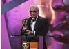 Martin Scorsese, the BAFTA 2012 Fellow.