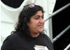 Gurinder Chadha at Latitude Festival 2008. 