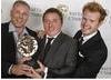 The Winners of the Children's Programme / Ennillwyr y Categori Rhaglen Blant