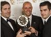 Jason Mohamed, Dafydd Thomas, Emyr Davies