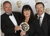 Charles Thompson, Katherine Lannon and Ian Puleston Davies