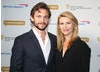 Hugh Dancy and his wife Claire Danes