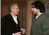 David Cronenberg and Jason Reitman