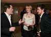 Eddie Izzard, Anne-Marie Duff and James McAvoy