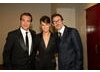 Jean Dejardin and Michael Hazanavicius meet at BAFTA screening of THE ARTIST