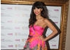 Jameela Jamil presented the award to GOW III, a game epic in concept, size and visceral thrills. (Pic: BAFTA/Steve Butler)