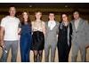 Julianne Moore, Mark Ruffalo, Mia Wasikowska, Josh Hutcherson, Lisa Cholodenko, Stuart Blumberg at the BAFTA New York Screening and Q&A of THE KIDS ARE ALL RIGHT