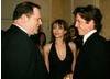 Harvey Weinstein, Elizabeth Hurley, Hugh Grant