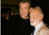 Sir Ian Mckellen and Sir John Mills