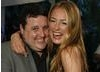 Peter Kay and Cat Deeley