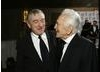 Honorees Robert De Niro and Kirk Douglas 